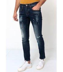 skinny jeans true rise spijkerbroeken d