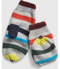 guantes multicolor gap