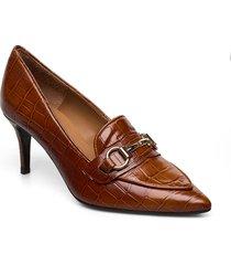 pumps 13327 shoes heels pumps classic brun billi bi