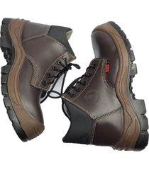 botas para dotacion dialectrico punta composite 529 cafe cuero botas cumple con la norma vigente