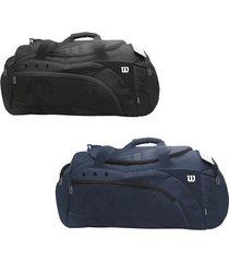 bolso de viaje casual wilson maleta de equipaje
