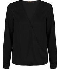 supertrash dames blouses zwart