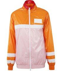 burberry zipped jacket