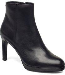 booties 5150 shoes boots ankle boots ankle boot - heel svart billi bi