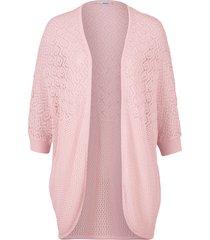 cardigan (rosa) - bpc bonprix collection