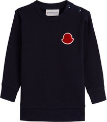 moncler crewneck sweatshirt