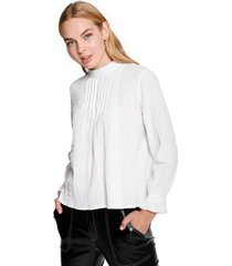 blusa neil color blanco eclipse