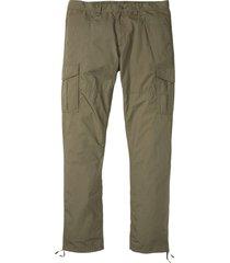 pantaloni cargo leggeri loose fit straight (verde) - rainbow