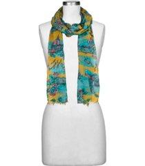 patricia nash beautiful girl scarf
