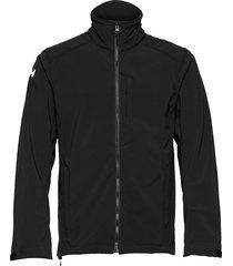 paramount softshell jacket outerwear sport jackets svart helly hansen