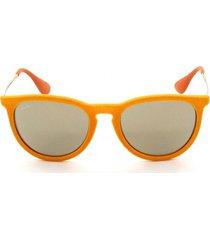gafas  modelo rb4171-60835a-54 naranja hombre