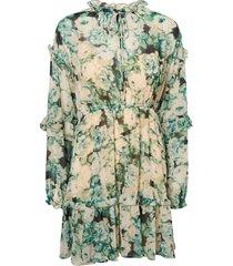 klänning vmcleo l/s short dress