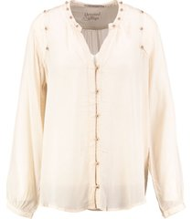 10 feet viscose blouse natural