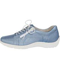 skor waldläufer ljusblå
