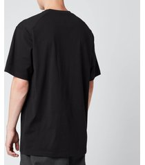 y-3 men's classic chest short sleeve t-shirt - black - xxl