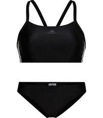 bikini fit 2pc 3-stripes