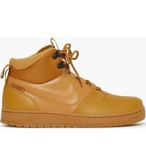 nike sportswear nike path wntr sneakers wheat