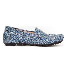 skórzane mokasyny zapato 001 mozaika