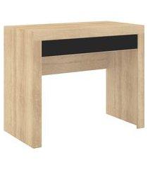 mesa escrivaninha movelbento msm421 1 gaveta