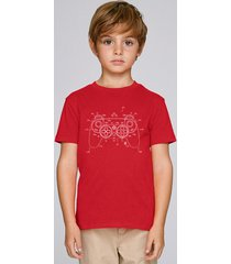 t-shirt chłopięcy controller