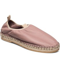 joanna stretch espadrille sandaletter expadrilles låga rosa filippa k