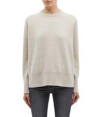 'charmant' wool blend sweater