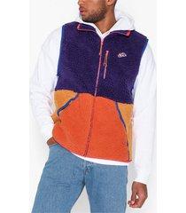 nike sportswear m nsw he vest winter jackor purple