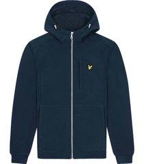 lyle and scott jk1424v lyle en scott softshell jacket, z271 dark navy