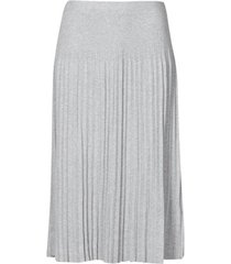 rok michael michael kors midc pleat swtr skirt