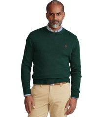 polo ralph lauren men's cotton crewneck sweater