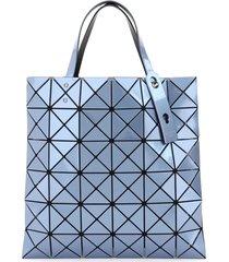 bao bao issey miyake lucent metallic medium shopper