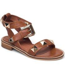 sandal shoes summer shoes flat sandals brun sofie schnoor