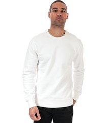 mens brushed fleece sweatshirt