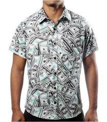 camisa camaleão urbano dolar masculina - masculino