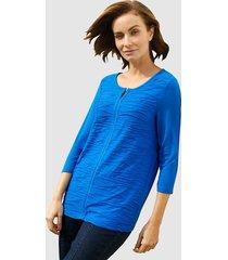 shirt paola royal blue