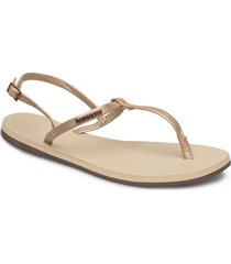 hav you riviera shoes summer shoes flat sandals grå havaianas