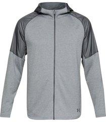 chaqueta under armour mk-1 terry full zip para hombre