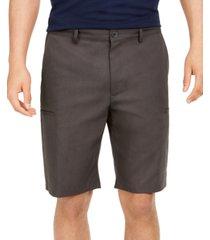 alfani men's cargo shorts, created for macy's