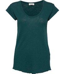 lorkford t-shirts & tops short-sleeved grön american vintage