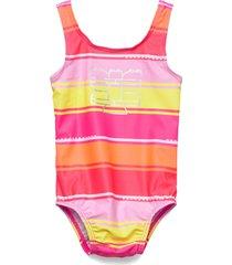 lwangela 350 - swimsuit baddräkt badkläder multi/mönstrad lego wear