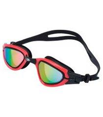 óculos de nataçáo athlon preto/vermelho