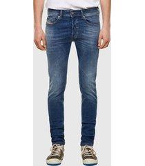 diesel sleenker-x 09a60 slim fit jeans -