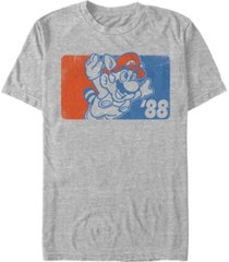nintendo men's super mario the fly guy of 88 short sleeve t-shirt