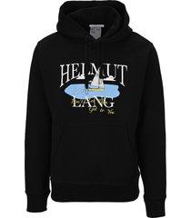 helmut lang ocean hoodie