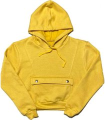 buzo amarillo puchuni