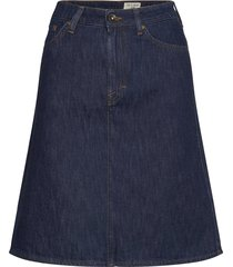 liz knälång kjol blå tiger of sweden jeans
