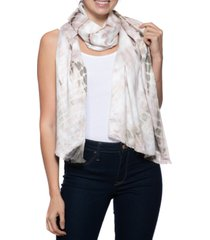 inc international concepts tie-dyed pashmina wrap, created for macy's