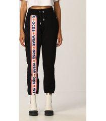 gcds pants lovely gcds cotton jogging pants