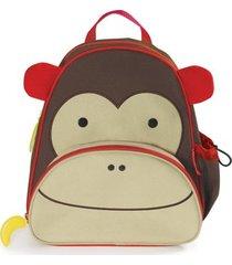 mochila infantil skip hop zoo macaco