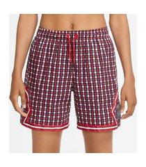 shorts jordan psg feminino